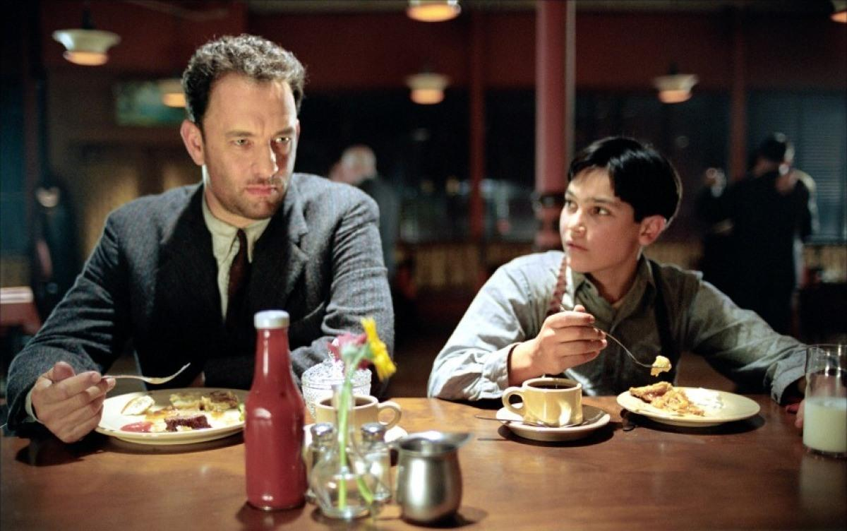"""still from the movie """"Road to Perdition"""""""